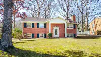 Albemarle County Single Family Home For Sale: 505 Carrsbrook Dr