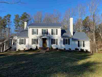 Albemarle County Single Family Home Sold: 1520 West Pines Dr