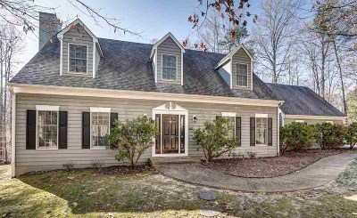Albemarle County Single Family Home For Sale: 601 Tanners Ln