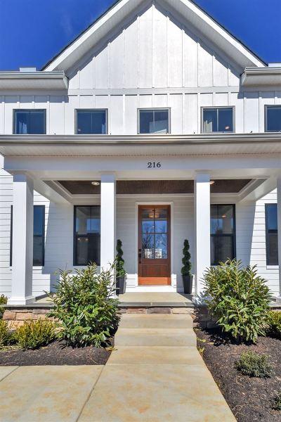 Albemarle County Single Family Home Pending: 93 Dubine Dr