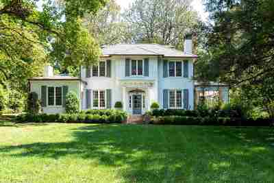 Charlottesville  Single Family Home For Sale: 1204 Blue Ridge Rd