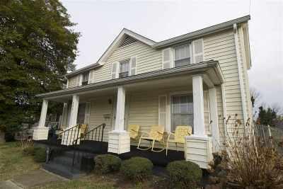 Charlottesville Single Family Home For Sale: 884 Ridge St