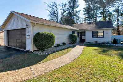 Albemarle County Single Family Home For Sale: 290 Tennis Dr