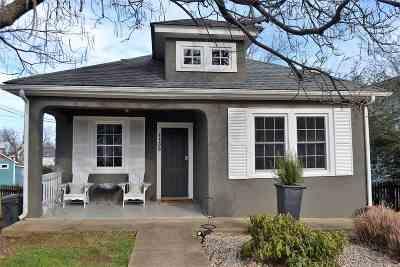 Charlottesville Single Family Home For Sale: 1100 Leonard St
