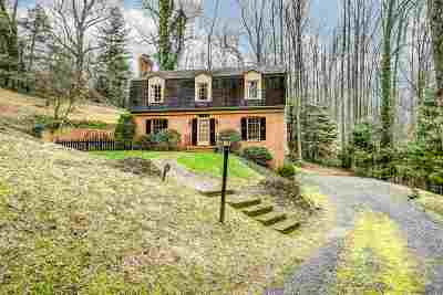 Charlottesville  Single Family Home For Sale: 941 Rosser Ln