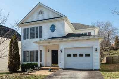 Charlottesville Single Family Home For Sale: 907 Raymond Rd