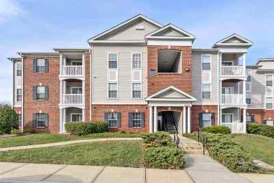 Albemarle County  Condo For Sale: 192 Yellowstone Dr #105
