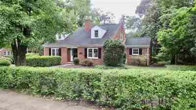 Charlottesville  Single Family Home For Sale: 308 Alderman Rd