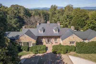 Albemarle County Single Family Home Sold: 1305 Sunset Cir