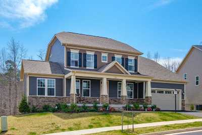 Albemarle County Single Family Home For Sale: 5465 Oxbow Dr