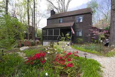 Albemarle County Single Family Home Pending: 117 Oak Forest Cir