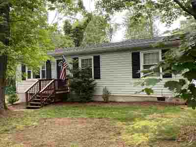 Albemarle County Single Family Home Pending: 6230 Cling Ln