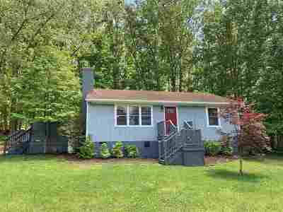 Albemarle County Single Family Home Sold: 2425 Frays Mill Rd