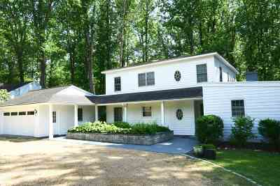 Charlottesville  Single Family Home For Sale: 1858 Field Rd