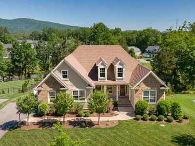 Albemarle County Single Family Home For Sale: 5949 Westhall Dr