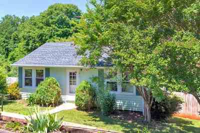 Albemarle County Single Family Home Sold: 2874 Scottsville Rd