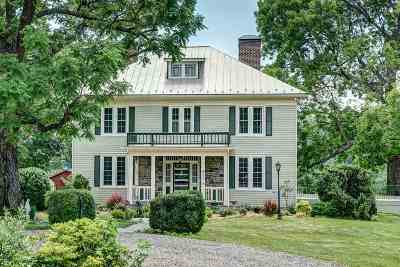Albemarle County Single Family Home For Sale: 9475 & 9473 Dick Woods Rd