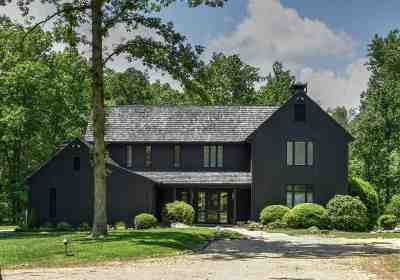 Albemarle County Single Family Home For Sale: 4410 Old Fields Rd