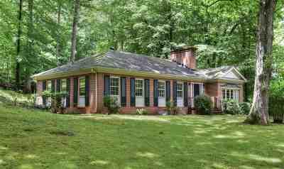 Charlottesville  Single Family Home For Sale: 1715 Yorktown Dr