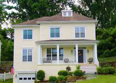 Charlottesville Single Family Home For Sale: 1102 St Charles Ct