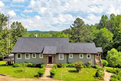 Albemarle County Single Family Home For Sale: 3795 Five Forks Ln