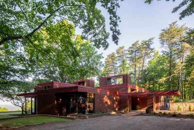 Albemarle County Single Family Home For Sale: 3722 Fosters Branch Rd