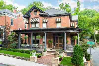Charlottesville  Single Family Home For Sale: 425 NE 2nd St