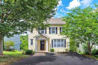 Charlottesville Single Family Home For Sale: 1109 St Charles Ct