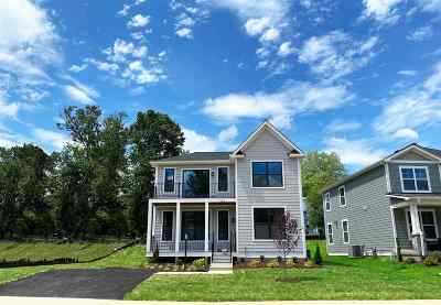 Charlottesville Single Family Home For Sale: 16c Stonehenge Ave Ext