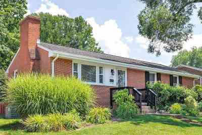 Charlottesville Single Family Home For Sale: 204 Camellia Dr