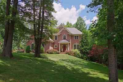 Albemarle County Single Family Home For Sale: 2940 Daventry Ln