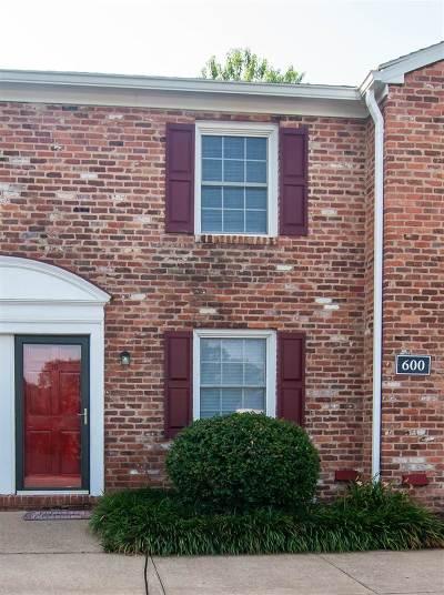 Albemarle County  Condo For Sale: 600 Burgoyne Rd #10
