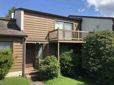 Albemarle County  Condo For Sale: 329 Harvest Dr