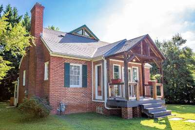 Charlottesville  Single Family Home For Sale: 909 Sycamore St
