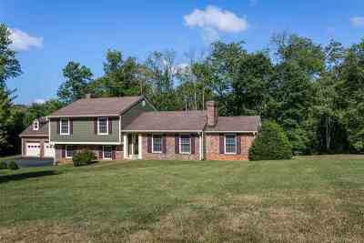 Albemarle County Single Family Home For Sale: 20 Canterbury Rd