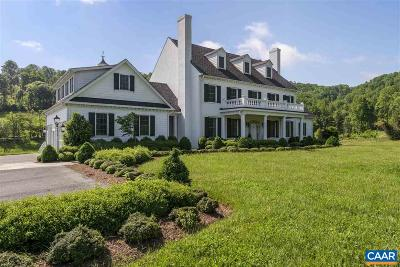 Albemarle County Single Family Home For Sale: 4912 Farriers Ct