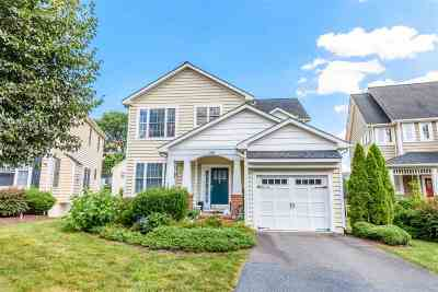 Charlottesville Single Family Home For Sale: 188 Brookwood Dr