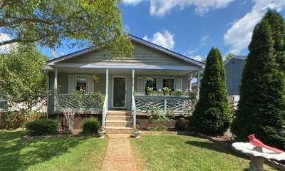 Charlottesville Single Family Home For Sale: 514 Meade Ave