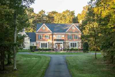 Albemarle County Single Family Home For Sale: 862 Club Dr