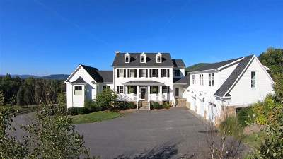 Albemarle County Single Family Home For Sale: 1015 Taylors Gap Rd