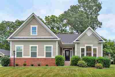 Albemarle County Single Family Home For Sale: 1545 Wickham Pond Dr