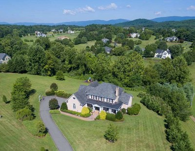 Albemarle County Single Family Home For Sale: 3300 Rosewood Ln