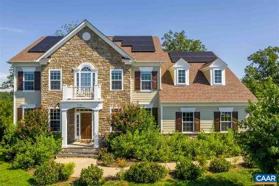 Albemarle County Single Family Home For Sale: 2242 Waterside Wy