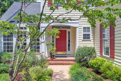 Albemarle County Single Family Home For Sale: 5363 Windy Ridge Rd
