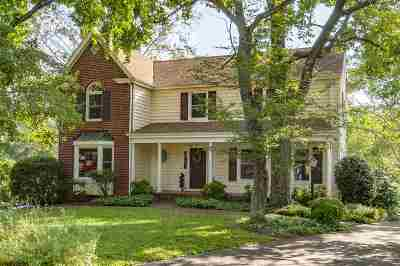 Albemarle County Single Family Home For Sale: 3185 Malbon Dr