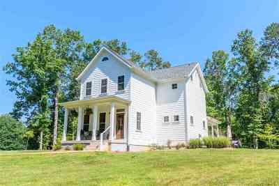 Albemarle County Single Family Home For Sale: 5658 Wyant Ln