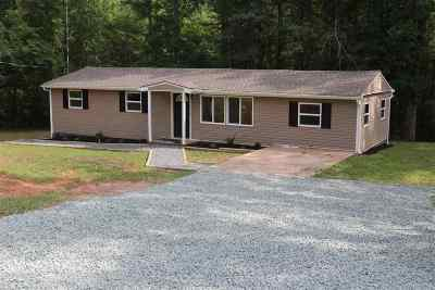 Albemarle County Single Family Home For Sale: 8730 Chestnut Grove Rd
