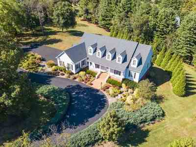 Albemarle County Single Family Home For Sale: 501 Rodes Dr