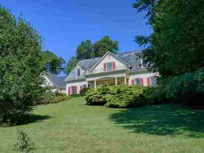 Albemarle County Single Family Home For Sale: 301 Rookwood Dr