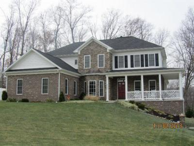 Single Family Home Sold: 4121 Brown Roan Ln
